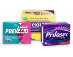 Nexium Prilosec Prevacid proton pump inhibitors