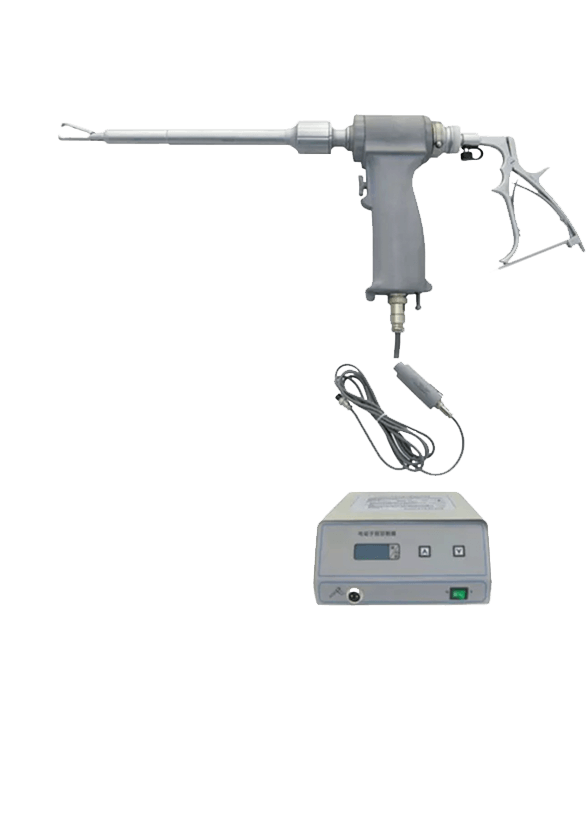 Power Morcellator Surgical Instrument