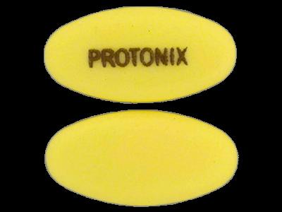 Protonix Pills