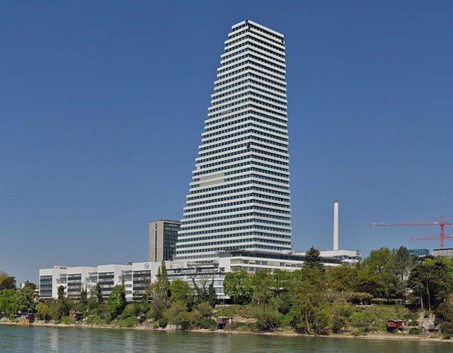 Roche tower