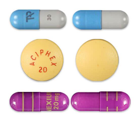 PPI pills