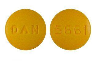 Sulindac Pills