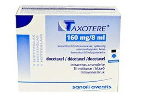 Taxotere 160mg/8ml Box