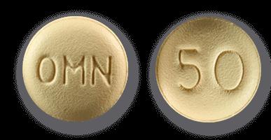 Topamax 50mg pill