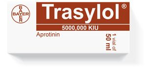 Trasylol box