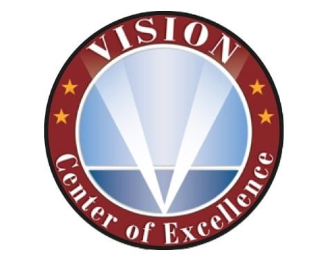 Vision Center of Excellence logo