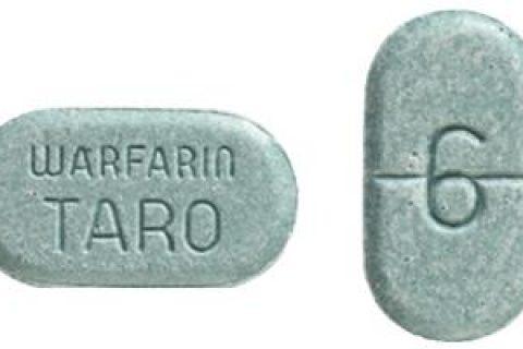 warfarin tablets
