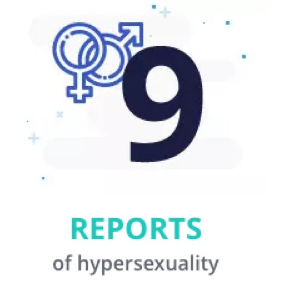 9 Reports of Hypersexuality