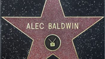 Alec Baldwin Walk of Fame Hollywood Star