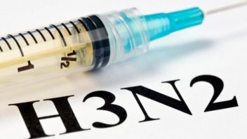H3N2 flu vaccine
