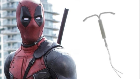 Deadpool 2 Inserts IUDs Back Into Pop Culture