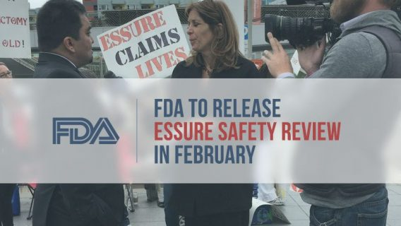 FDA to Release Essure Safety Review in February