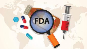 Food and Drug Administation (FDA) approval process in the U.S.