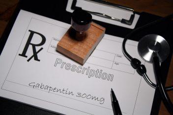 Gabapentin prescription