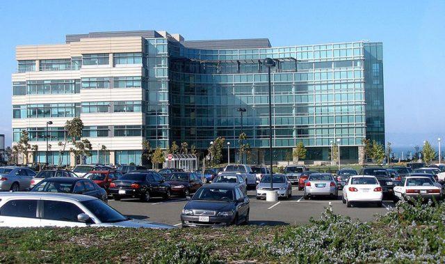 Genetech San Francisco headquarters