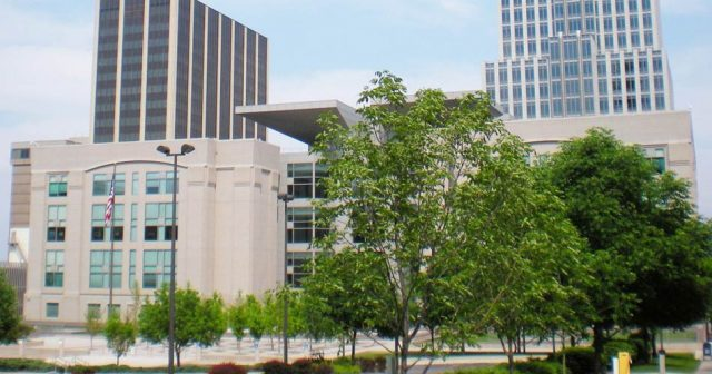 The Roman L. Hruska Federal Courthouse