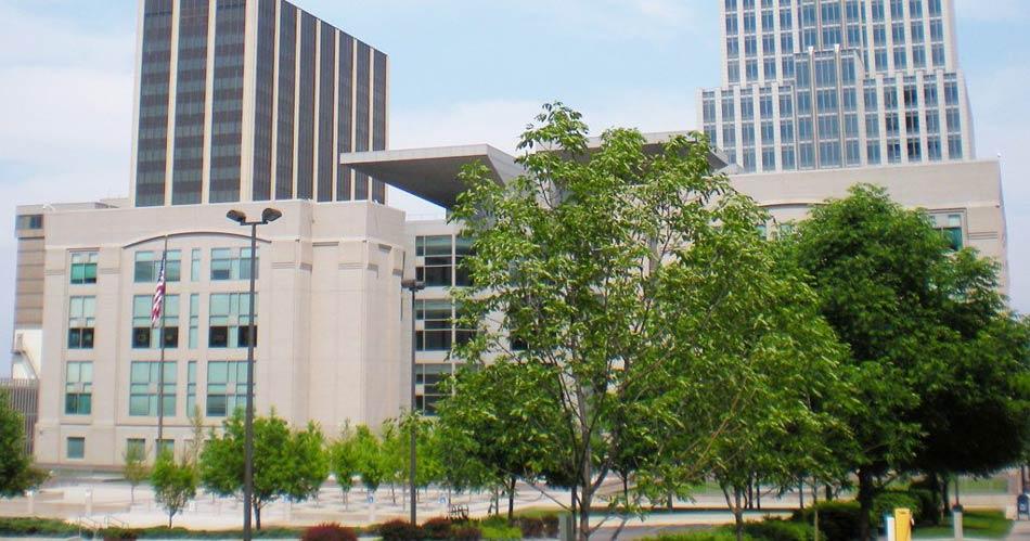 Nebraska Federal Hruska Courthouse