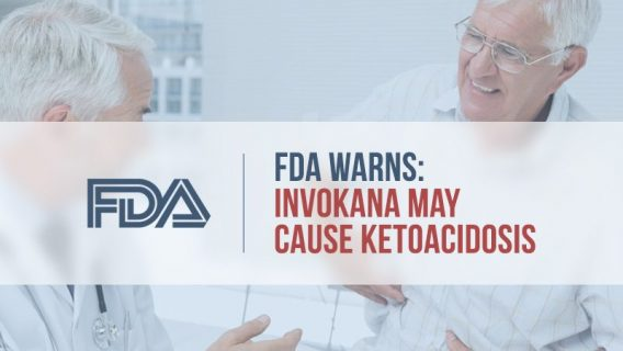 FDA: Diabetes Drug Invokana Can Cause Too Much Acid in Blood