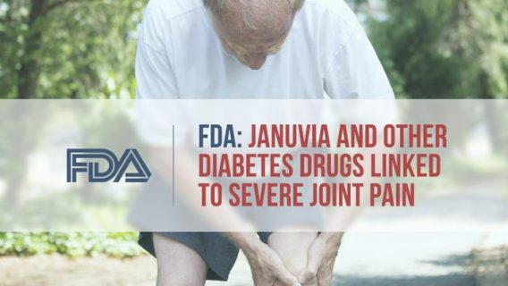 FDA: Diabetes Drugs Such as Januvia, Others Linked to Severe Joint Pain