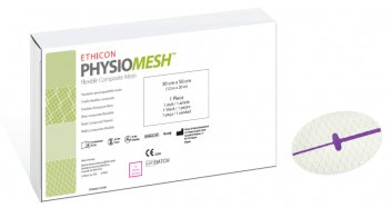 Physiomesh Hernia Mesh Box