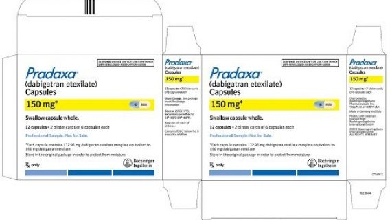 FDA: Pradaxa Should Not Be Used in Patients with Mechanical Heart Valves