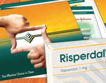 Risperdal and Johnson and Johnson ads