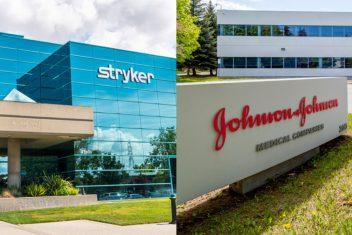 Stryker and Johnson & Johnson