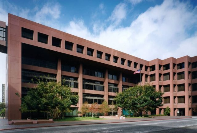 California Federal Court House