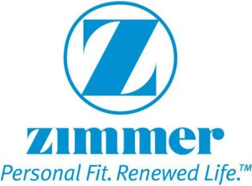 Zimmer logo and sloagn