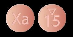 Xarelto pill