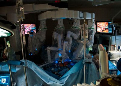 da Vinci surgery system