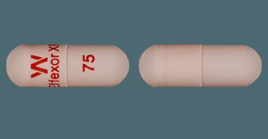 Effexor Pill 75 mg
