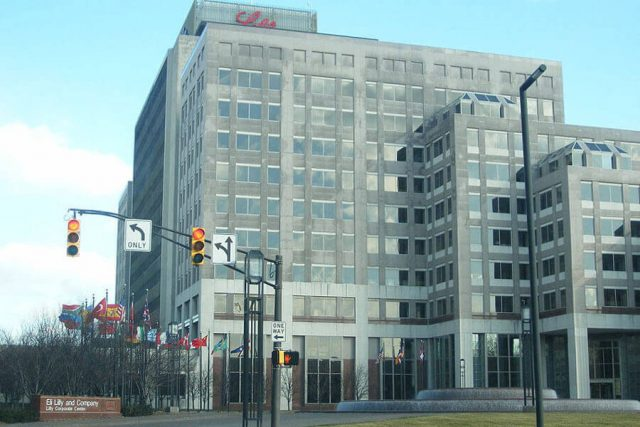 Eli Lilly & Co. headquarters