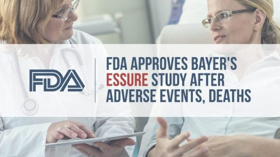 FDA Approves Bayer's Essure Study after Adverse Events, Deaths