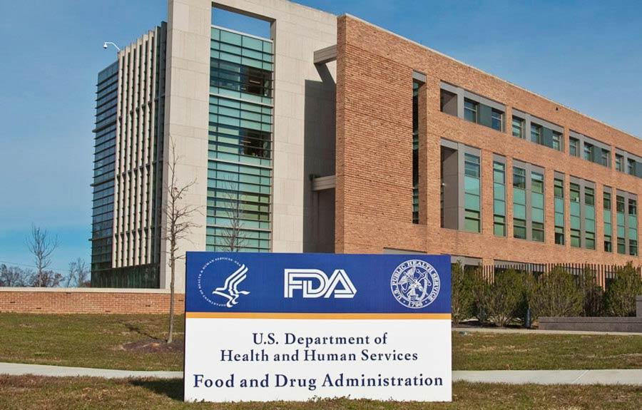 FDA Campus Entrance in Maryland