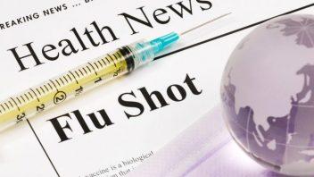 flu vaccine news release