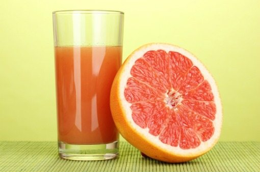 Grapefruit interacts with drugs