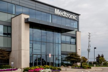 Medtronic office building