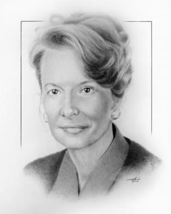 portait of U.S. District Judge Rebeca Doherty