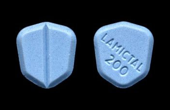 Lamictal 200 MG Tablets