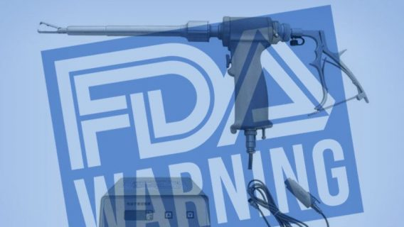 FDA Updates Warning against Laparoscopic Power Morcellators