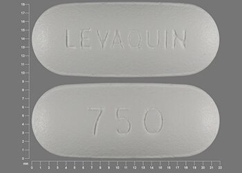 Levaquin 750mg Tablet