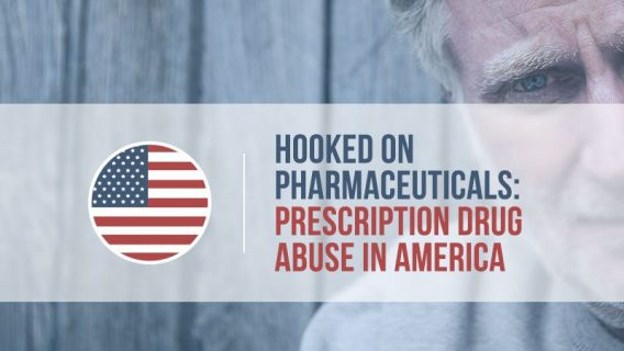 Hooked on Pharmaceuticals: Prescription Drug Abuse in America