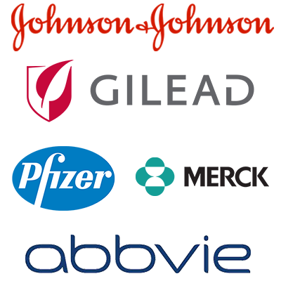 US big pharma manufacturers