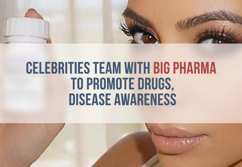 Kim Kardashian West holding presciption drug