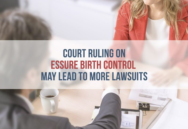 California Judge Allows 14 Women to Proceed with Essure Claims