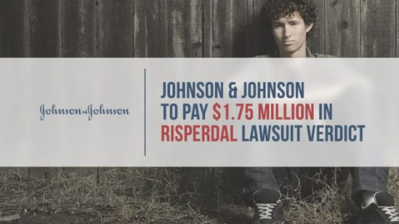 Johnson & Johnson to Pay $1.75 Million Risperdal Lawsuit Verdict