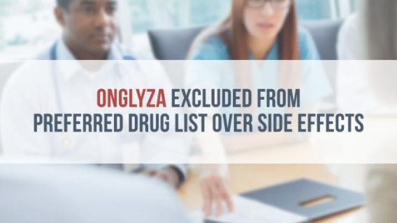 Onglyza Excluded from Preferred Drug List over Side Effects