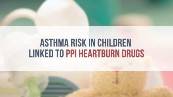 Asthma Risk in Children Linked to PPI Heartburn Drugs