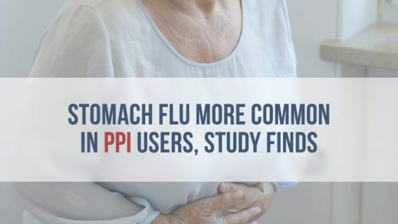 Stomach Flu More Common in PPI Users, Study Finds